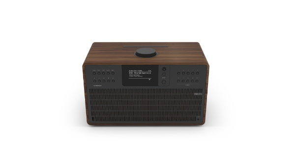 REVOレボSUPERCDOne-boxMusicSystemSUPERCD(WalnutBlack)ウォルナットブラック[SUPERCD]