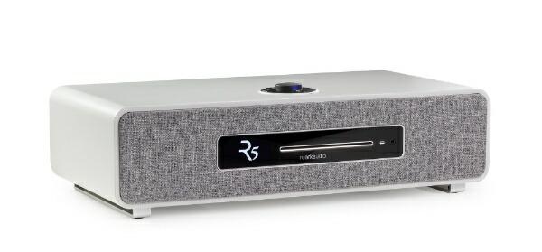 RuarkAudioルアークオーディオミニコンポR5-SGR5(SoftGrey)ソフトグレー[Wi-Fi対応/Bluetooth対応][CDコンポ高音質R5SG]