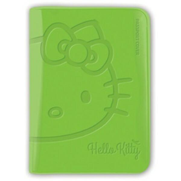 ALIFEパスポートカバーHELLOKITTYBVPASSPORTCOVERSNAK-002-3グリーン[SNAK0023]