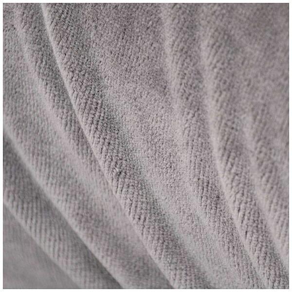 生毛工房UMOKOBO【ビックカメラグループオリジナル】U.PILLOWブレスグレーL(使用時の高さ:約4-5cm)【日本製】