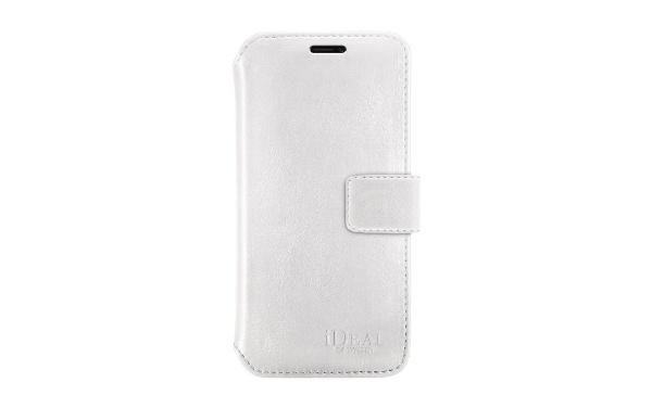 IDEALOFSWEDENアイディールオブスウェーデンiPhoneXR用ウォレットケーススリムホワイトIDSTHW-I1861-10