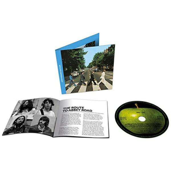 ユニバーサルミュージックザ・ビートルズ/アビイ・ロード50周年記念1CDエディション通常盤【CD】