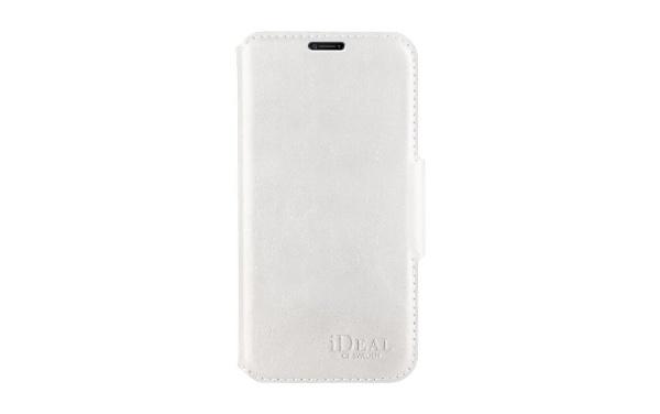 IDEALOFSWEDENアイディールオブスウェーデンiPhoneXR用ウォレットケースホワイトIDLW-I1861-10
