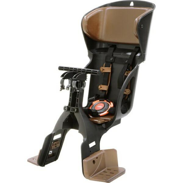 OGKオージーケーフロントチャイルドシート(ブラック×ブラウン)FBC-015DX