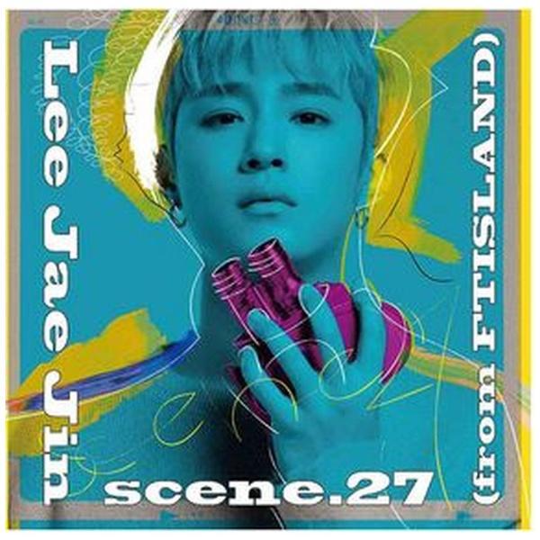 ソニーミュージックマーケティングイ・ジェジン(fromFTISLAND)/scene.27初回限定盤【CD】