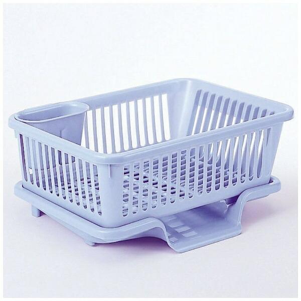 サンコーSANKO皿立て水切り籠流1縦型ブルー05175ブルー[05175]