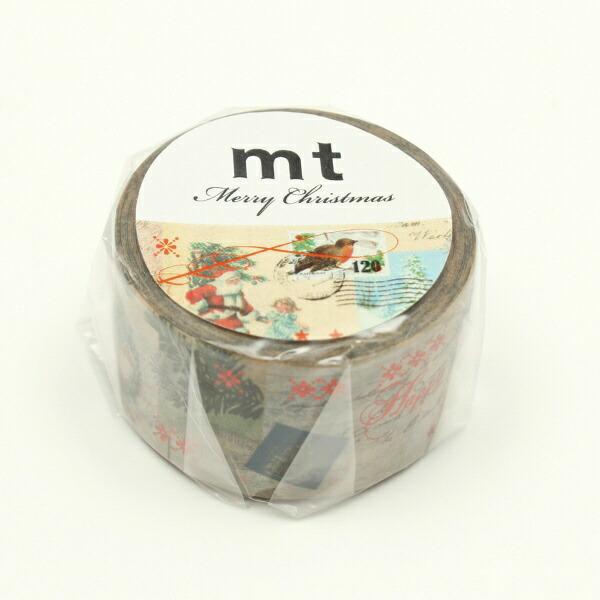 カモ井加工紙KAMOIMTCMAS108mtクリスマス2019サンタクロースからの手紙MTCMAS108