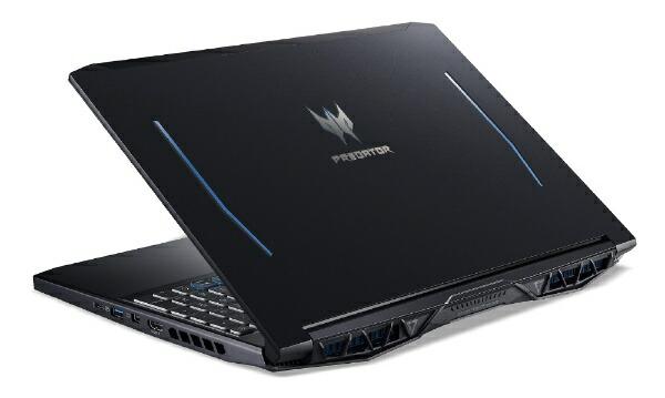 ACERエイサーゲーミングノートパソコンアビサルブラックPH315-52-A78U6T[15.6型/intelCorei7/SSD:256GB/メモリ:8GB/2019年8月モデル][PH31552A78U6T]