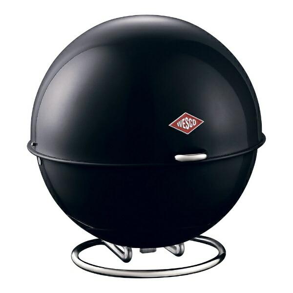 Wescoウェスコブレッドボックススーパーボールブラック<PWE1808>[PWE1808]