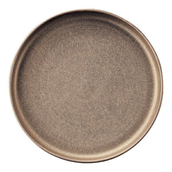 ミヤザキ食器MIYAZAKI崇雪切立プレートゴールド23cm<RSU2101>[RSU2101]