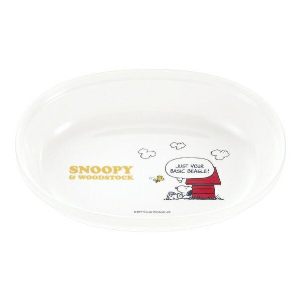 リッチェルRichellメラミンお子様食器「トライ」スヌーピー深皿<ROK6001>[ROK6001]