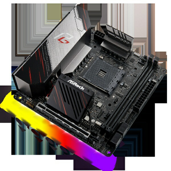 ASROCKアスロックASRockX570PhantomGaming-ITX/TB3X570PhantomGamingITXTB3