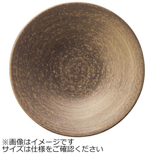 ミヤザキ食器MIYAZAKI崇雪ラウンドプレートゴールド26cm<RSU1103>[RSU1103]
