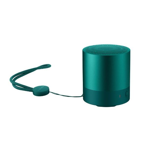 HUAWEIファーウェイMINISPEAKER/GRブルートゥーススピーカーHuaweiMiniSpeakerEmeraldGreen[Bluetooth対応/防滴][MINISPEAKERGR]