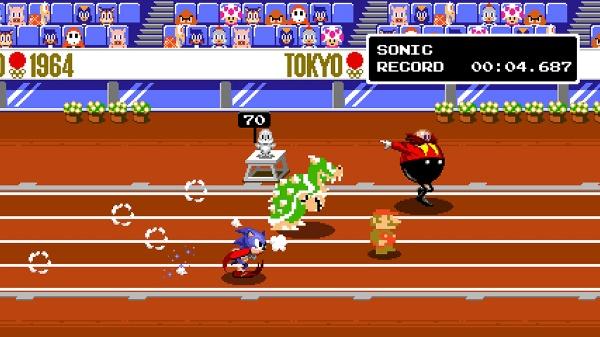 セガSEGAマリオ&ソニックAT東京2020オリンピック[ニンテンドースイッチソフト]【Switch】【代金引換配送不可】
