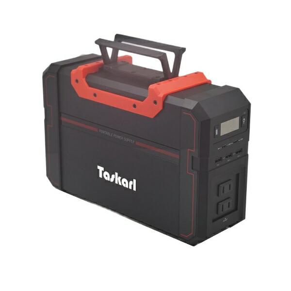 新東京物産TheTokyoTradingTPD-S450大容量ポータブル電源TPD-S450レッド/ブラック[ポータブル電源大容量USB]