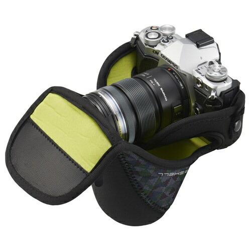 ハクバHAKUBAプラスシェルスリムフィット02カメラジャケットS120ノルディックDCS-SF02S120NDノルディック