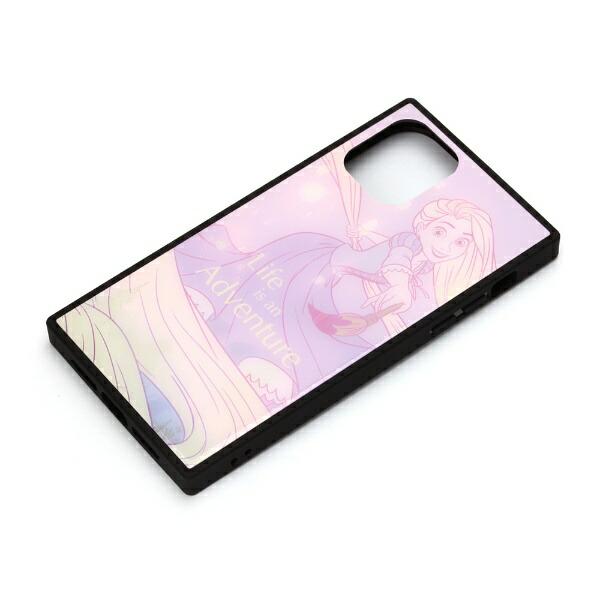 PGAiPhone11Pro5.8インチガラスハイブリッドケースラプンツェルPG-DGT19A08RPZ