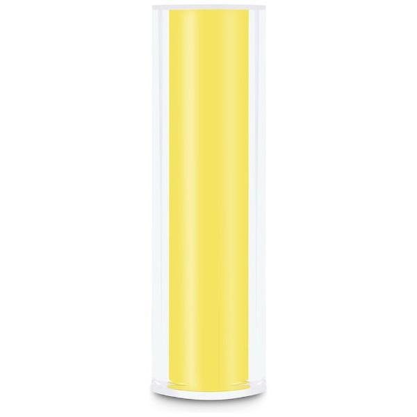 PGAスティック型モバイルバッテリーiChargerイエローPG-LBJ22A03YE[2200mAh/1ポート/充電タイプ]