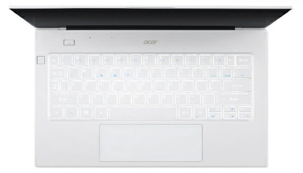 ACERエイサーノートパソコンSwift7ムーンストーンホワイトSF714-52T-A76Y/W[14.0型/intelCorei7/SSD:512GB/メモリ:16GB/2019年9月モデル][14インチ新品windows10][SF71452TA76YW]