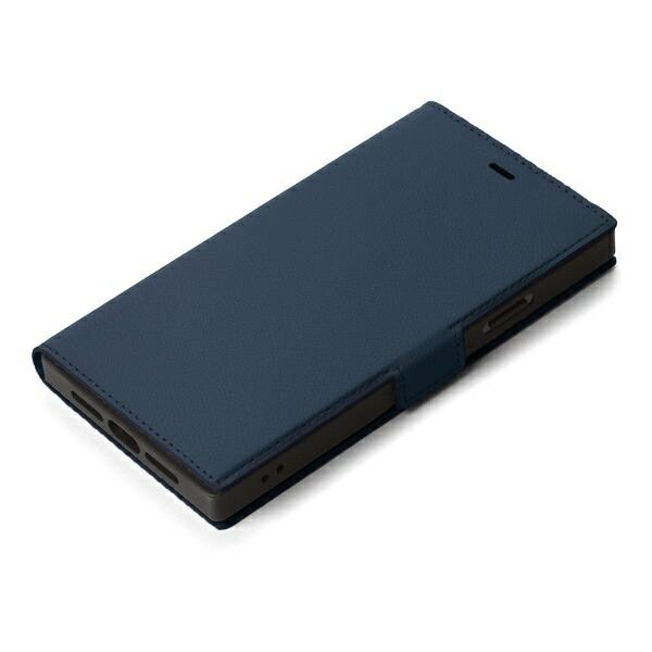PGAiPhone11Pro5.8インチ用2WAYケースネイビーPG-19ATW02NV