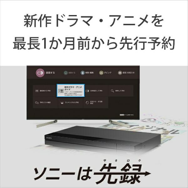ソニーSONYBDZ-FBT4000ブルーレイレコーダー[4TB/3番組同時録画/BS・CS4Kチューナー内蔵][ブルーレイレコーダー3チューナー4tbBDZFBT4000]