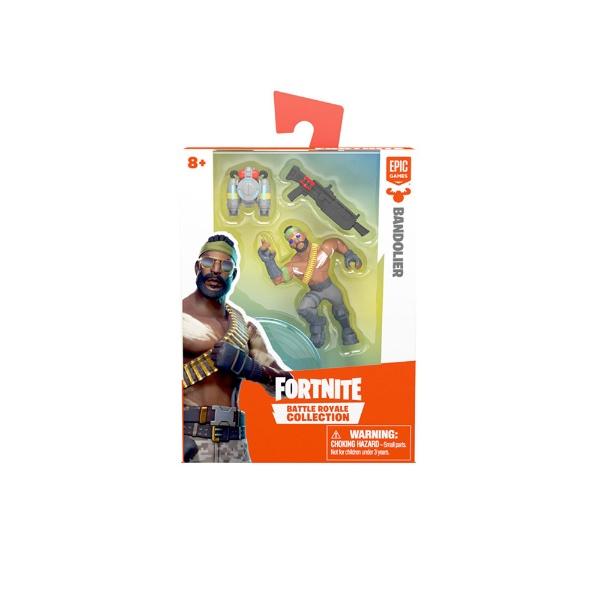タカラトミーTAKARATOMYフォートナイトコレクションミニフィギュア022バンダリア