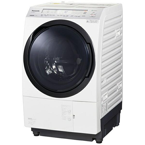 パナソニックPanasonicNA-VX800AR-Wドラム式洗濯乾燥機VXシリーズクリスタルホワイト[洗濯11.0kg/乾燥6.0kg/ヒートポンプ乾燥/右開き][洗濯機11kg][NAVX800AR_W]