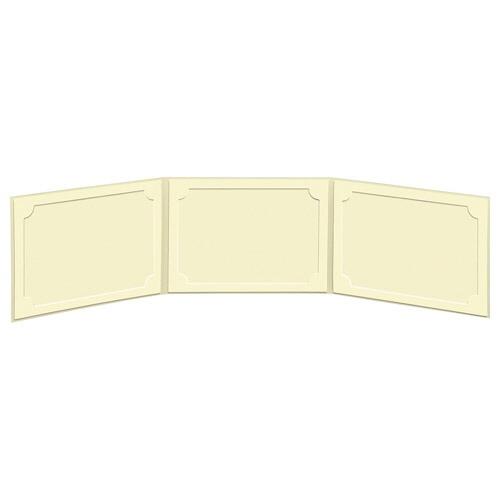 ハクバHAKUBAランスドゥ3面2L横(ヨコ)クリームMRCDO-2LY3CR[ヨコ/2Lサイズ・キャビネサイズ/3面]
