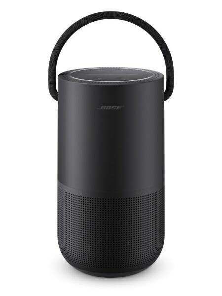 BOSEボーズスマートスピーカーBosePortableHomeSpeakerTripleBlackBoseTripleBlack[Bluetooth対応/Wi-Fi対応/防滴][ボーズスマートスピーカーブラック]