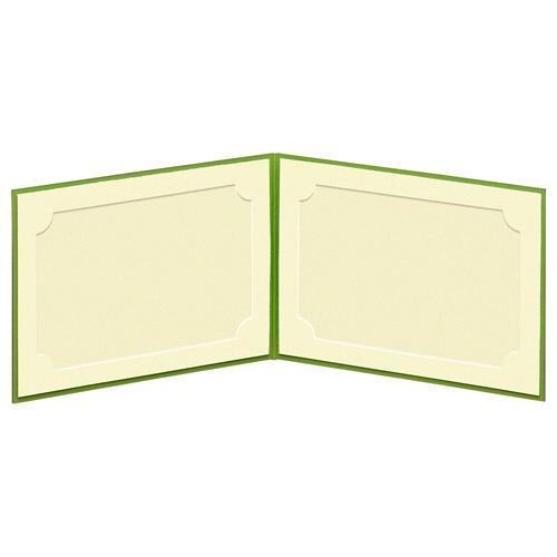 ハクバHAKUBAランスドゥL横(ヨコ)ミドリMRCDO-LY2MD[ヨコ/E・Lサイズ/2面]