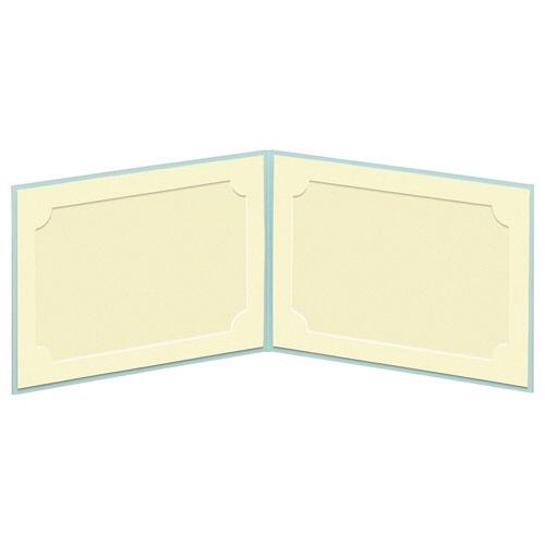 ハクバHAKUBAランスドゥL横(ヨコ)ブルー(5枚セット)MRCDO-LY2BL5S[ヨコ/E・Lサイズ/2面]