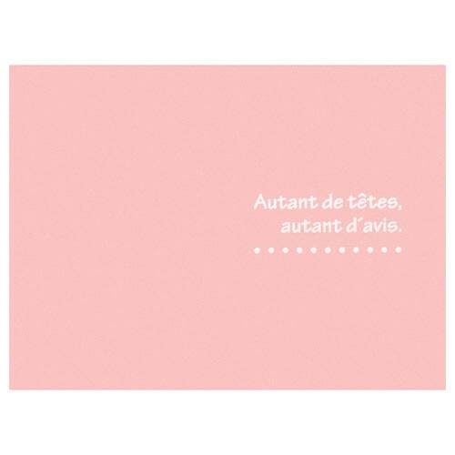ハクバHAKUBAランスドゥL横(ヨコ)ピンク(5枚セット)MRCDO-LY2PK5S[ヨコ/E・Lサイズ/2面]