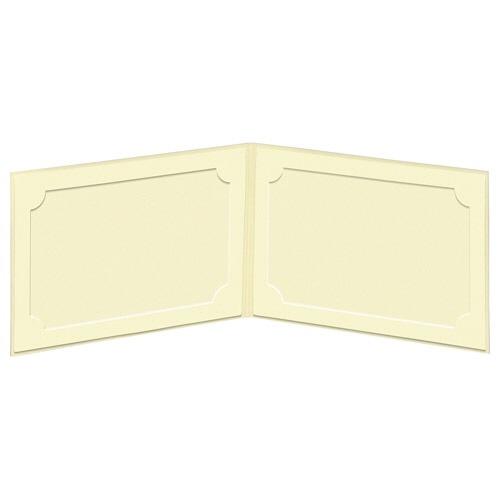 ハクバHAKUBAランスドゥポストカード(KG)横(ヨコ)クリームMRCDO-PCY2CR[ヨコ/KG・ポストカードサイズ/2面]
