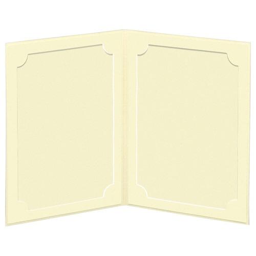 ハクバHAKUBAランスドゥ2L縦(タテ)クリームMRCDO-2LT2CR[タテ/2Lサイズ・キャビネサイズ/2面]