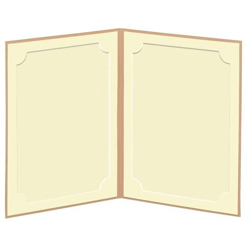 ハクバHAKUBAランスドゥ2L縦(タテ)ベージュMRCDO-2LT2BE[タテ/2Lサイズ・キャビネサイズ/2面]