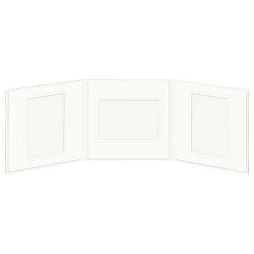 ハクバHAKUBAペーパースクウェア台紙No.1770L3面クリームM1770-L-3CR[タテヨコ兼用/E・Lサイズ/3面]