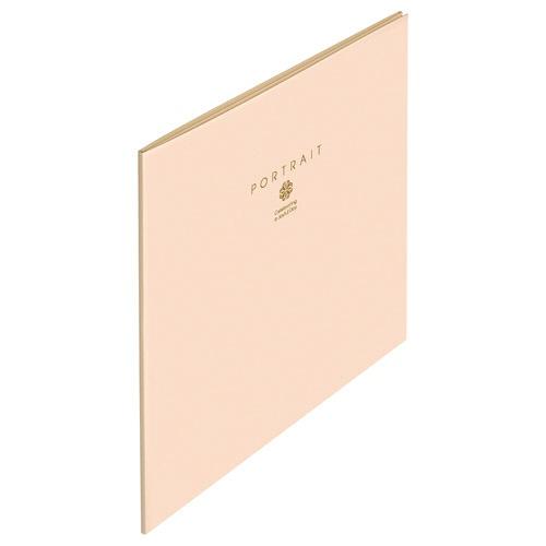 ハクバHAKUBAペーパースクウェア台紙No.17706切3面ピンクM1770-6-3PK[タテヨコ兼用/六切サイズ/3面]
