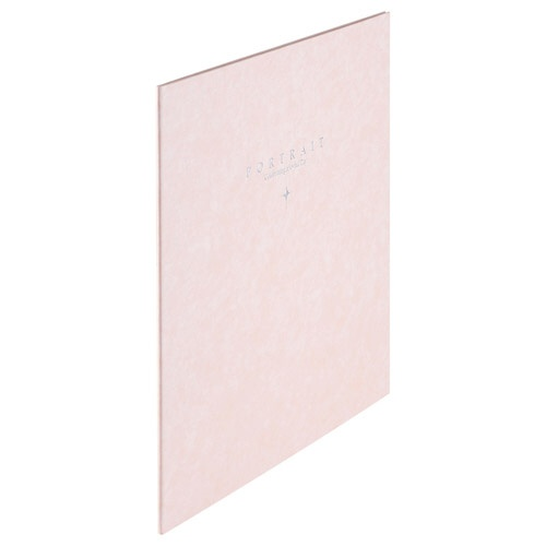 ハクバHAKUBAスクウェア台紙No.20202L2面ピンクM2020-2L-2PK[タテヨコ兼用/2Lサイズ・キャビネサイズ/2面]