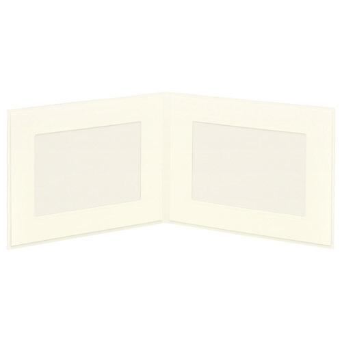 ハクバHAKUBANo.7102L2面横・横(ヨコ・ヨコ)M710-2LY-2[ヨコ/2Lサイズ・キャビネサイズ/2面]