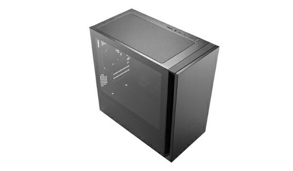 クーラーマスターCOOLERMASTERPCケースSilencioS400TGMCS-S400-KG5N-S00ブラック
