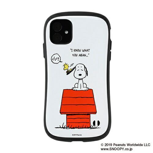 HAMEEハミィiPhone116.1インチPEANUTS/ピーナッツiFaceFirstClassケース41-904442スヌーピー&ウッドストック/すべり台