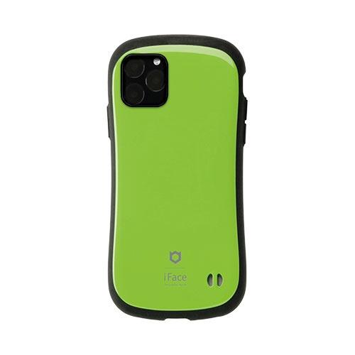 HAMEEハミィiPhone11Pro5.8インチiFaceFirstClassStandardケース41-911082グリーン