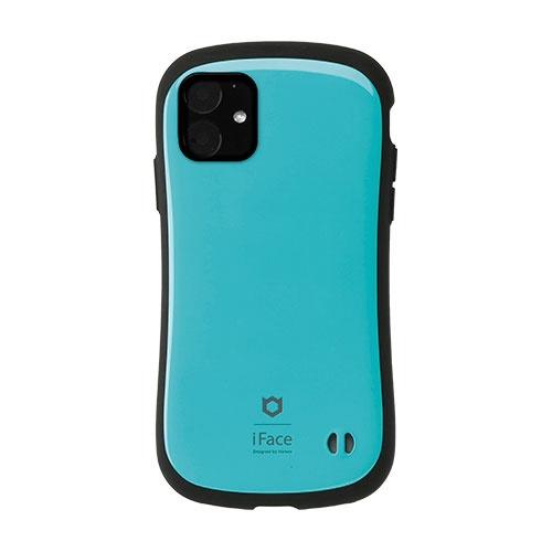 HAMEEハミィiPhone116.1インチiFaceFirstClassStandardケース41-911181エメラルド