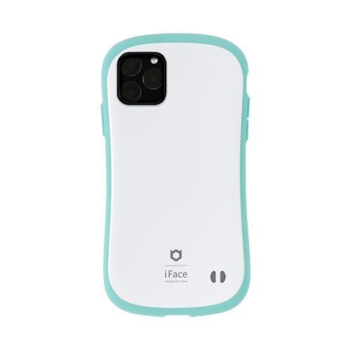 HAMEEハミィiPhone11Pro5.8インチiFaceFirstClassPastelケース41-911440ホワイト/ミント