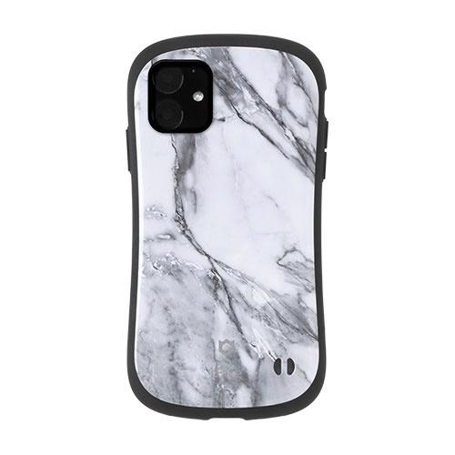 HAMEEハミィiPhone116.1インチiFaceFirstClassMarbleケース41-912188ホワイト