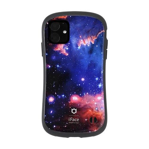 HAMEEハミィiPhone116.1インチiFaceFirstClassUniverseケース41-912249nebula/ネビュラ