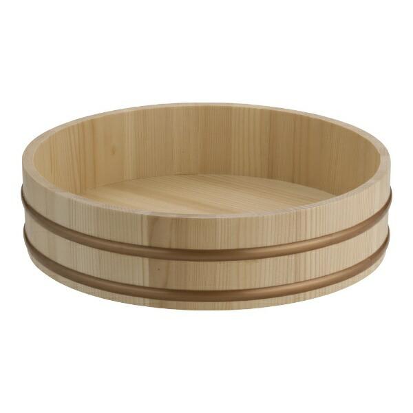 ヤマコーYAMACO天然木盛込桶(樹脂タガ仕様)尺230009<NMLB504>[NMLB504]