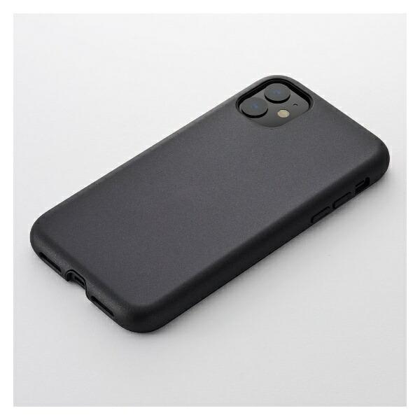 CCCフロンティアCCCFRONTIERiPhone11Pro5.8インチケースSmoothTouchHybridCaseblackUNI-CSIP19S-1STBK