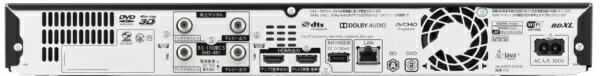 シャープSHARP4B-C40BT3ブルーレイレコーダーAQUOS(アクオス)[4TB/3番組同時録画/BS・CS4Kチューナー内蔵][ブルーレイレコーダー3チューナー4tb4BC40BT3]